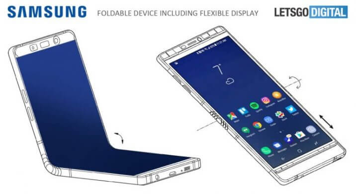 Samsung Galaxy X Android Smartphone