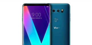 LG V30S ThinQ Android Smartphone