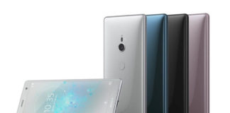 Sony Xperia XZ2 Android Smartphone