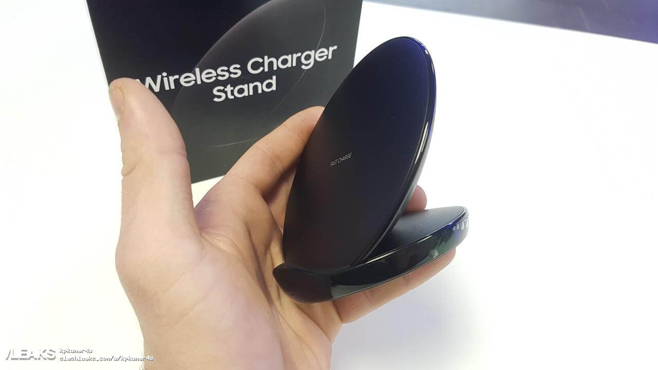 samsung galaxy s9 wireless charger stands ep n5100 in. Black Bedroom Furniture Sets. Home Design Ideas
