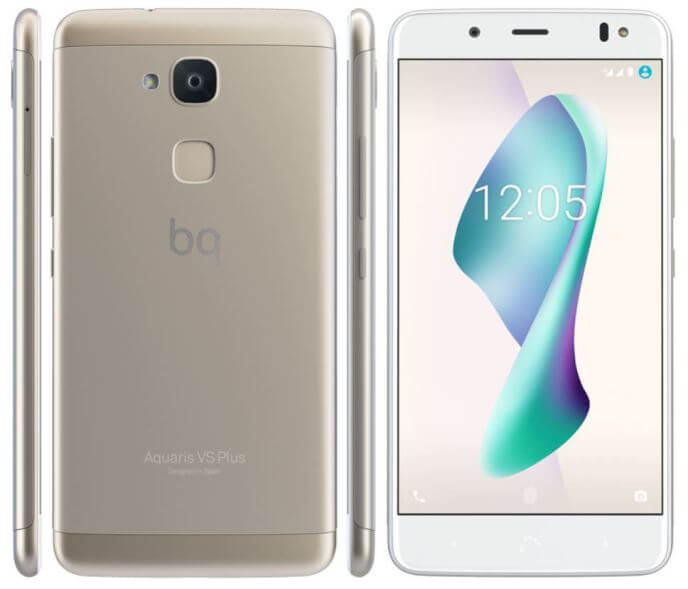 BQ Aquaris VP Plus Android Smartphones