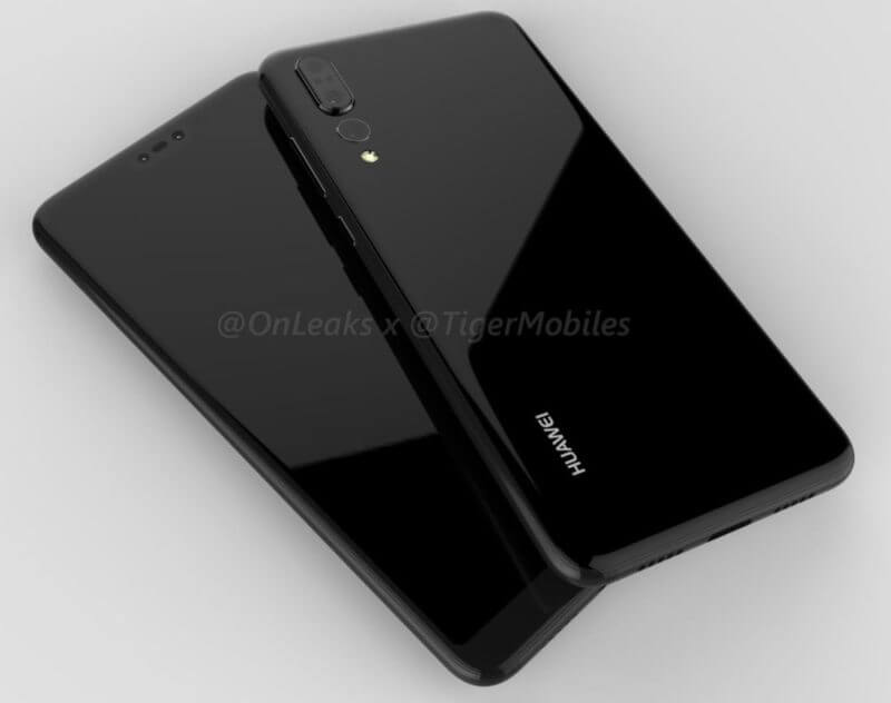 Huawei P20 Plus Android Smartphone