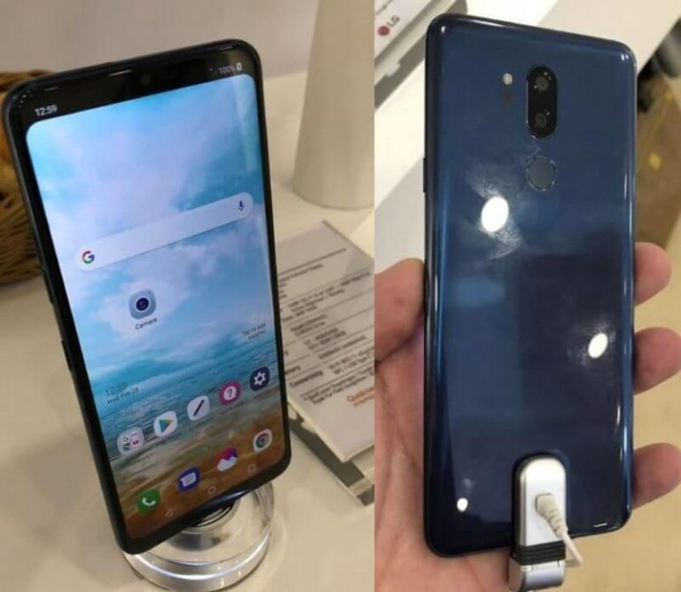 LG G7 Neo Android Smartphone