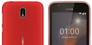 Nokia 1 Android Smartphone