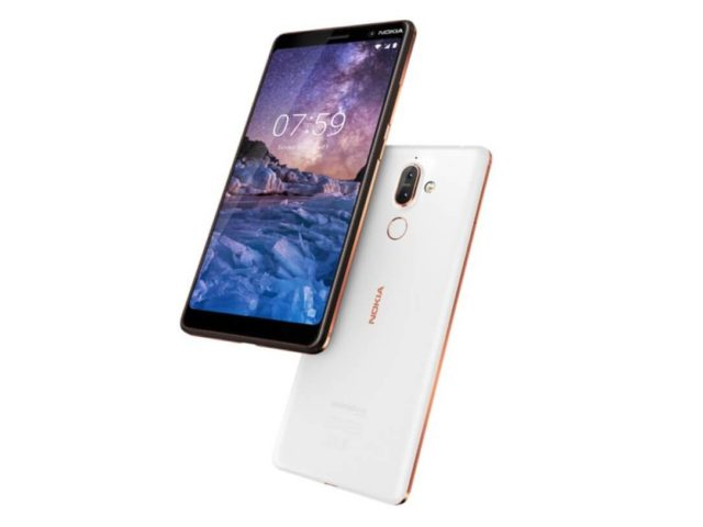 Nokia 7+ Android Smartphone