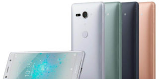 Sony Xperia XZ2 Compact Android Smartphone