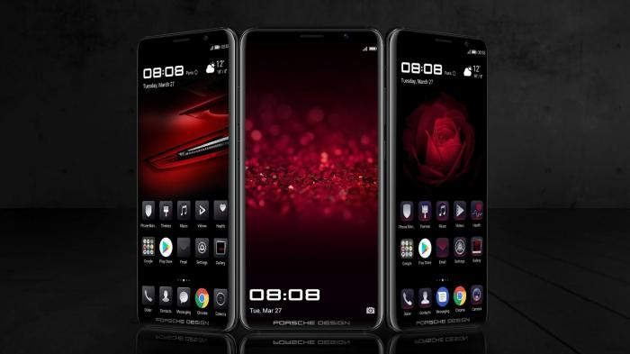 Huawei Mate RS Porsche Design Android Smartphone