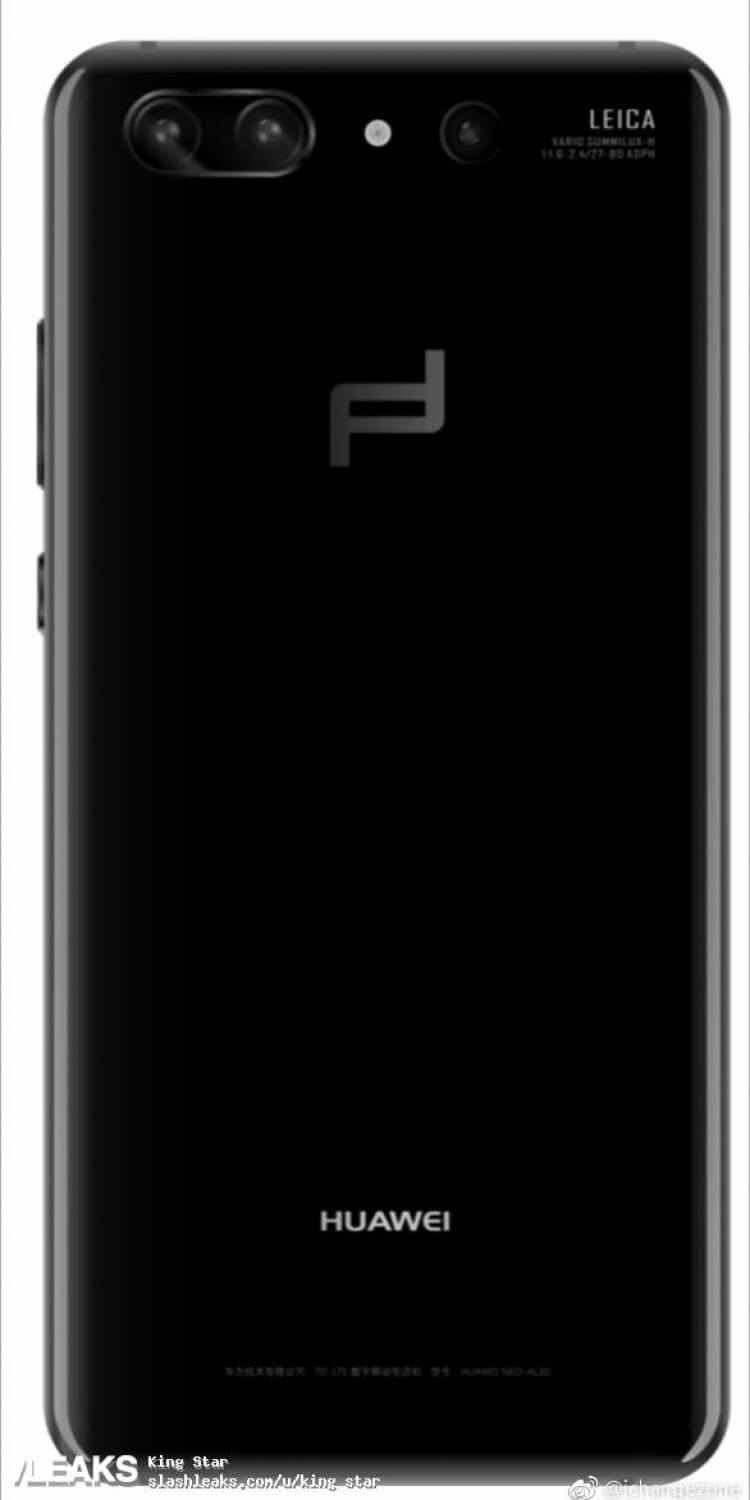 Huawei P20 Porsche Design Android Smartphone