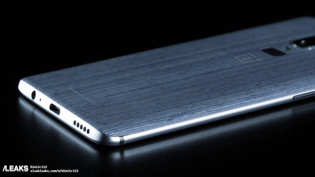OnePlus 6 Android Smartphone