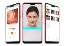Oppo F7 Android Smartphone