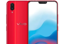 Vivo X21 Android Smartphone