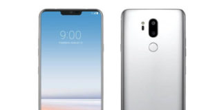 LG G7 Android Smartphone