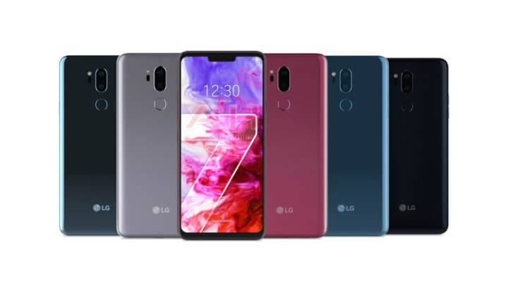 LG G7 ThinQ Android Smartphone