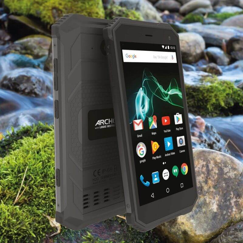 Archos Saphir 50X Android Smartphone