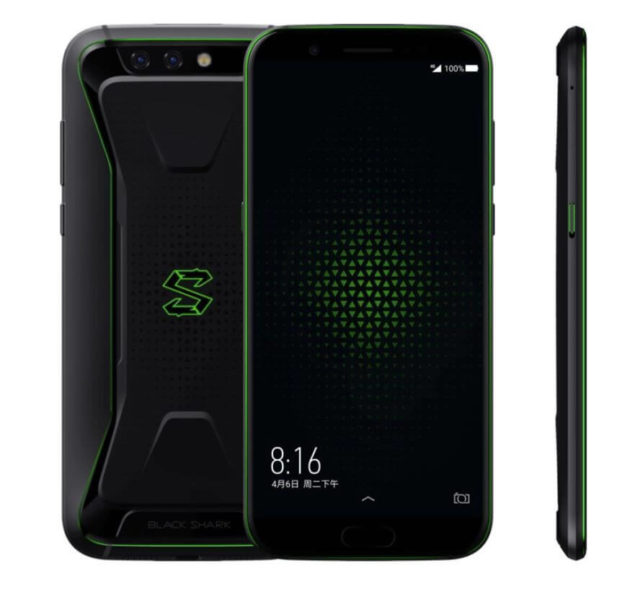 Xiaomi Black Shark Android Smartphone