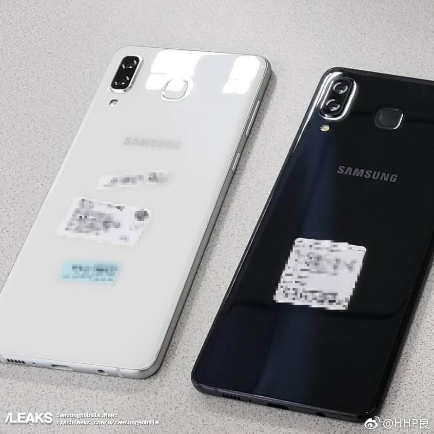Samsung Galaxy A9 Star Leak