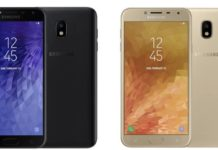 Samsung Galaxy J4 2018 Android Smartphone
