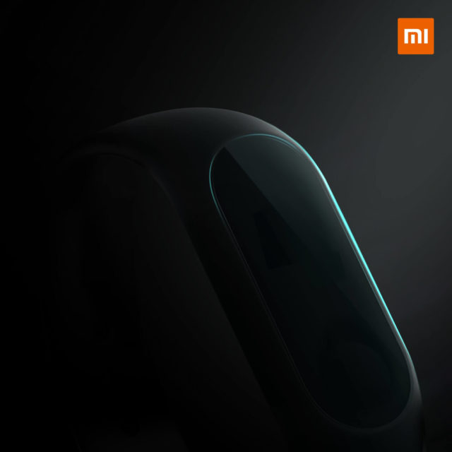 Xiaomi Mi Band 3 Fitness-Tracker