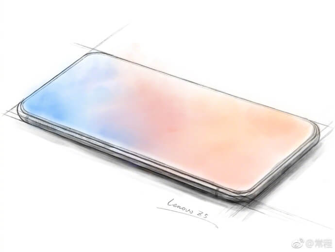 Lenovo Z5 Android Smartphone