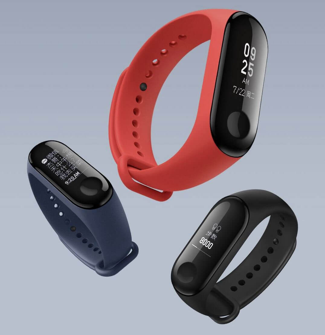 Xiaomi Mi Band 3 Fitnesstracker