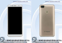 Honor V12 TENAA Leak