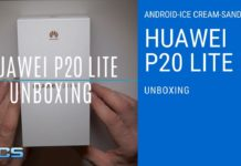 Huawei P20 Lite Unboxing
