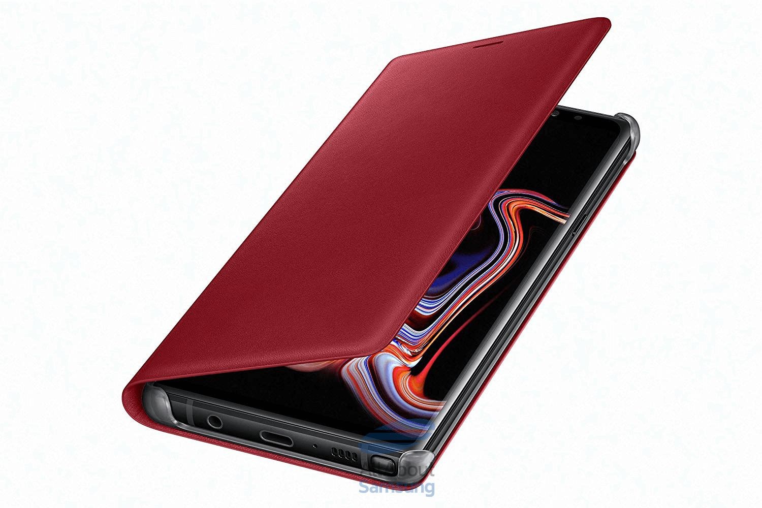 Samsung Galaxy Note 9 Leder-Cover