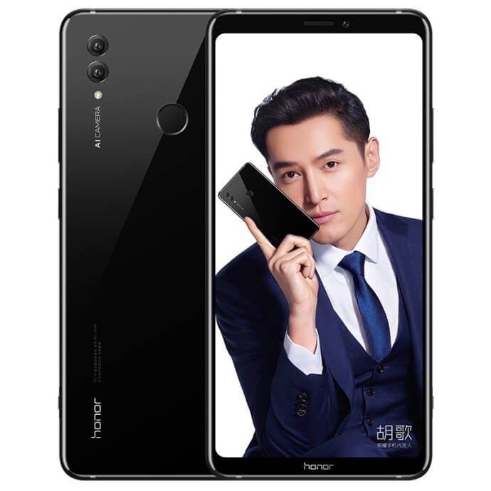 Honor Note 10 Pressebild
