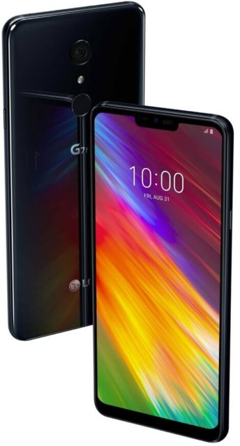 LG G7 Fit Product-Image