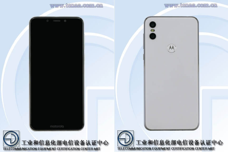 Motorola One TENAA Leak