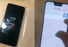 Google Pixel 3 XL Hands-On Video