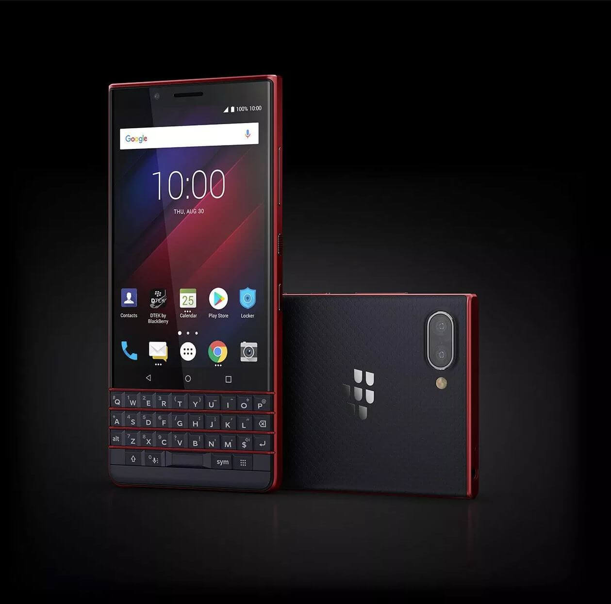 BlackBerry KEY2 LE Pressebild