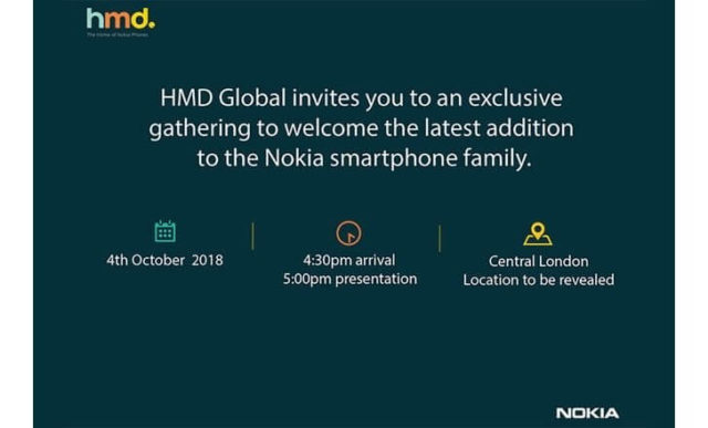 HMD Global/ Nokia Event in London