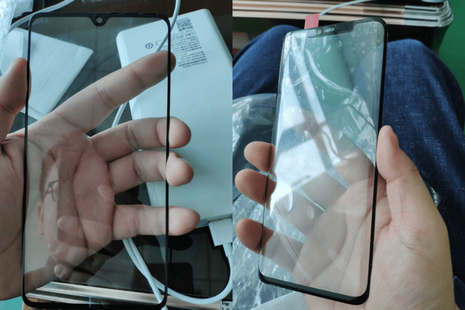 Huawei Mate 20 und Mate 20 Pro Front Leak