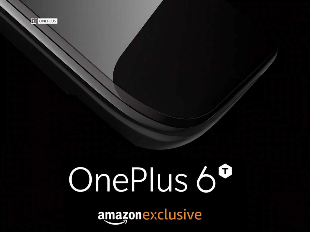 OnePlus 6T Teaser