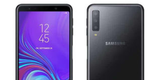 Samsung Galaxy A7 2018 Leak