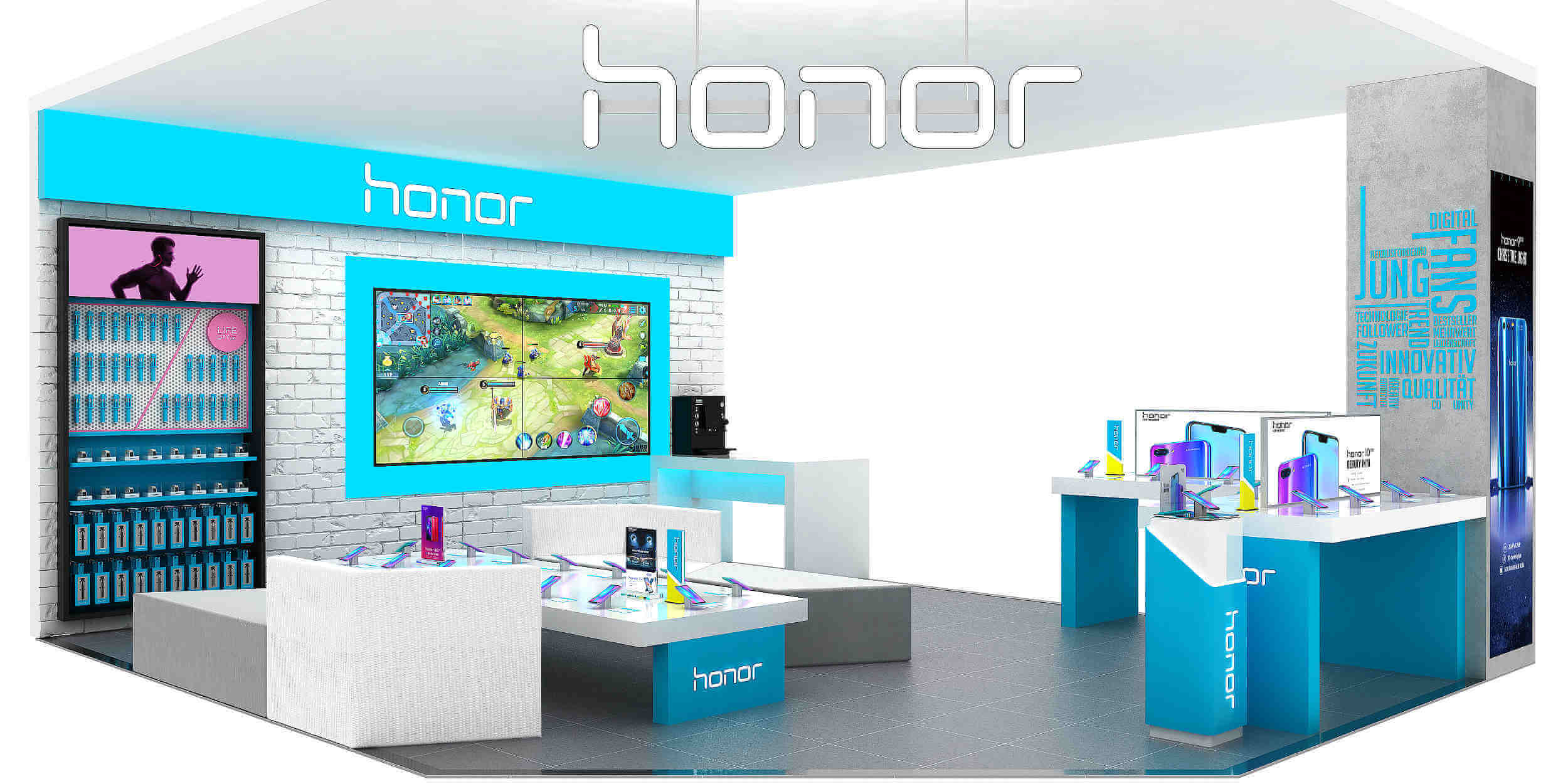 Honor Store Berlin