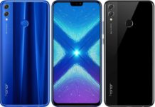 Honor 8X Pressebild