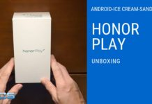 Honor Play Unboxing