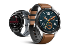 Huawei Watch GT Pressebild Leak