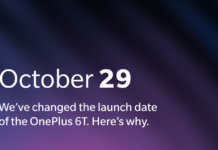 OnePlus 6T Release-Teaser