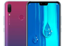 Huawei Enjoy 9 Plus Pressebild