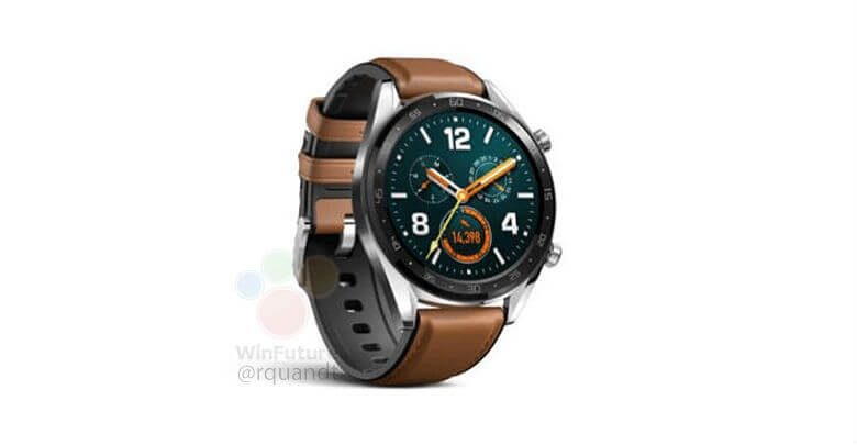 Huawei Watch GT Leak