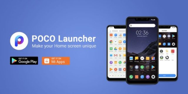 Poco Launcher Android App