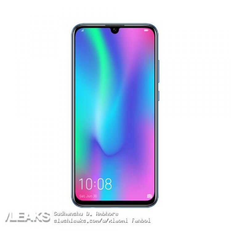 Honor 10 Lite Pressebild Leak