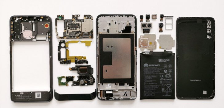 Honor Magic 2 Teardown
