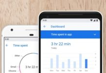 Digital Wellbeing Android App