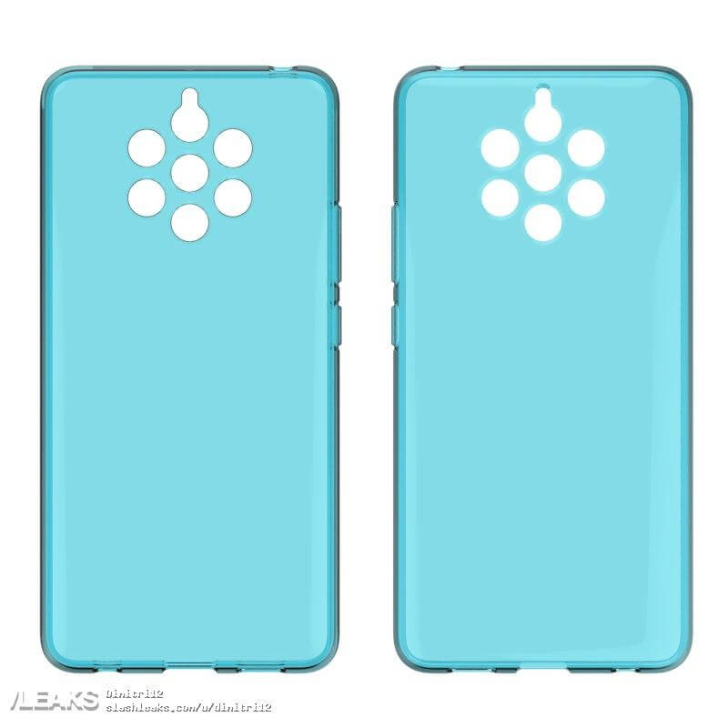 Nokia 9 PureView Case Leak