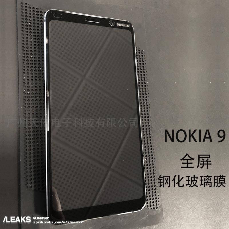 Nokia 9 PureView Front