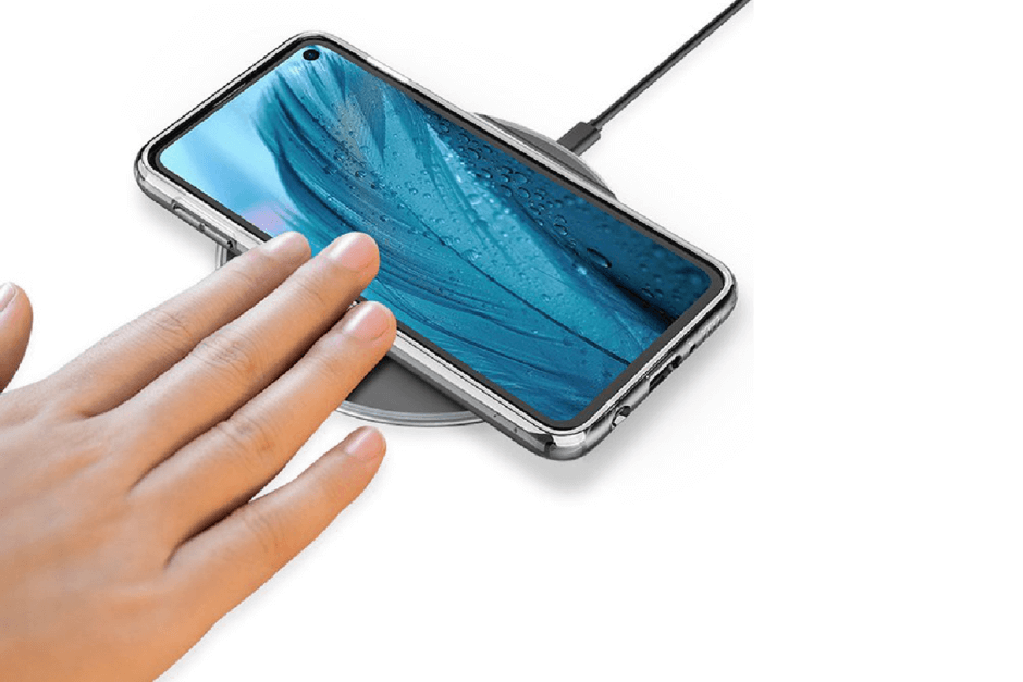 Samsung Galaxy S10 Lite with Wireless Charging Support